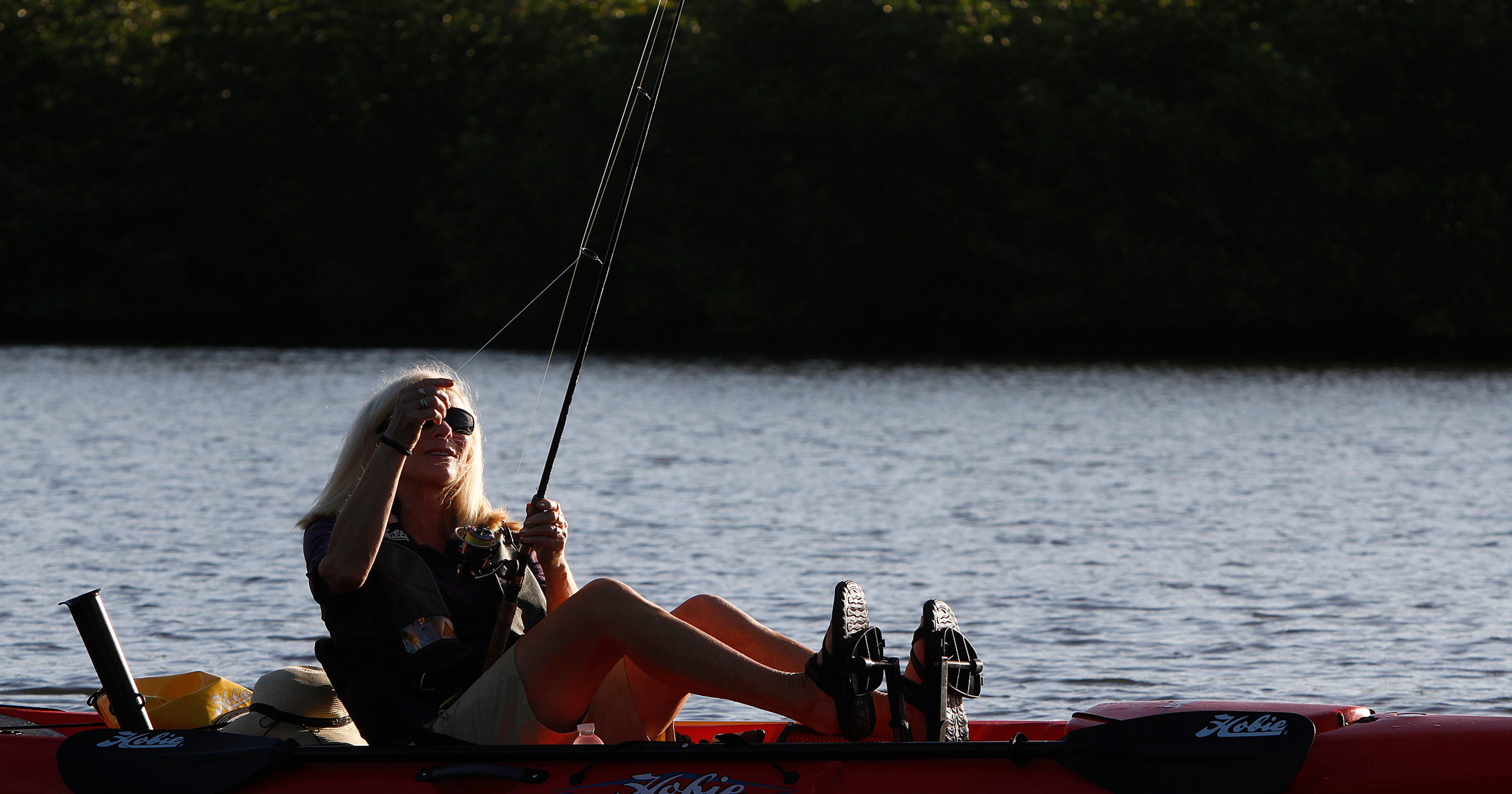 Kayak designed for angling could be just the ticket