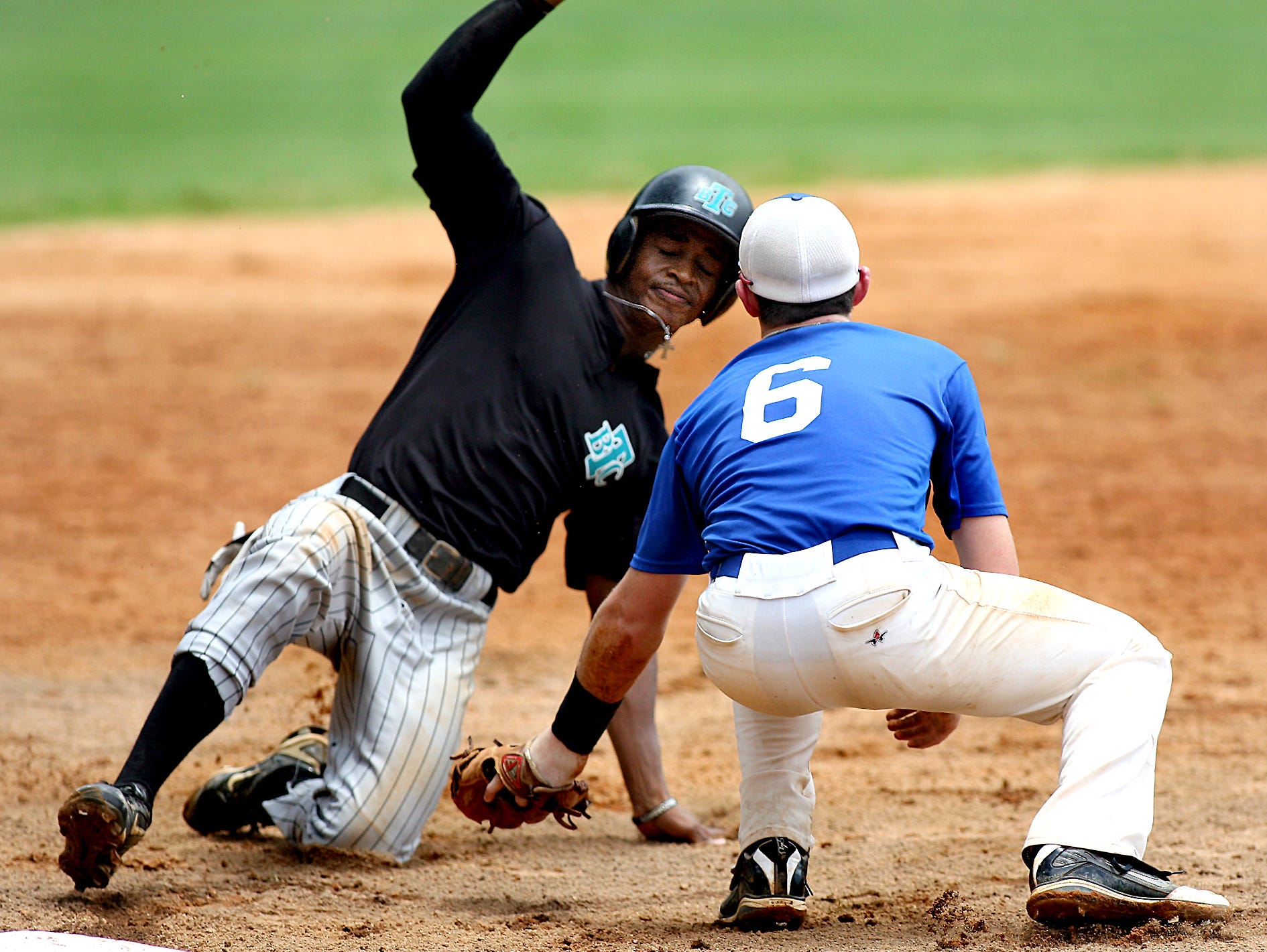 Former Rickards outfielder Mallex Smith was a first-team All-Big Bend pick in 2011, the same year he helped Tallahassee Baseball Club win a national title. Smith is now at AA in the Atlanta Braves organization.