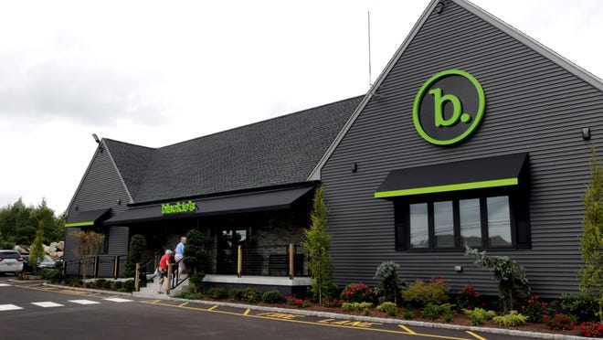 The new Blackie's opened on Aug. 20, 2019, just seven months before the coronavirus pandemic changed everything for restaurants.