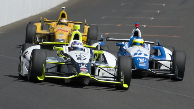 Sarah Fisher Hartman Racing has fielded cars since 2008, but Wink Hartman is taking the team to Ed Carpenter Racing