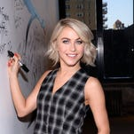 """Two-time """"Dancing With the Stars"""" champion Julianne Hough gets Len Goodman's chair when the series returns in September."""