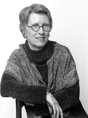 Author Patricia O'Toole.