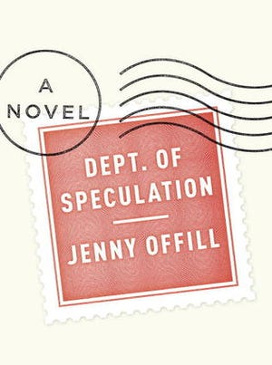 Jenny Offill paints a portrait of a disintegrating marriage in 'Department of Speculation.'