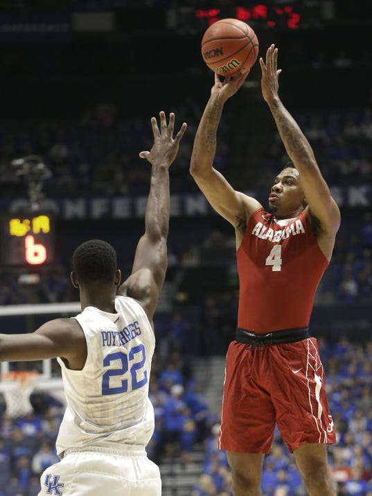 Arthur Edwards, Alex Poythress