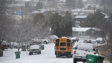 Watch: Reno and the Sierra get blasted by winter weather