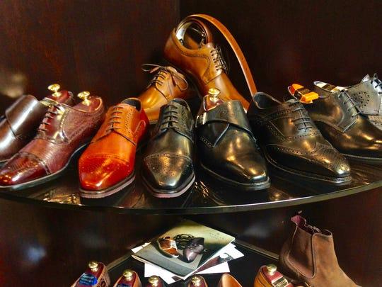 Tessuto offers fine European ware that has quality