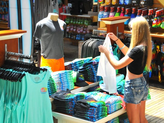 A must-see in Cocoa Beach is Ron Jon Surf Shop.