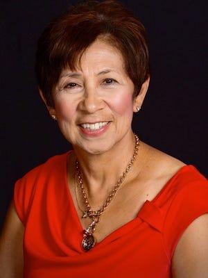 Angela Settell, vice mayor of Loveland
