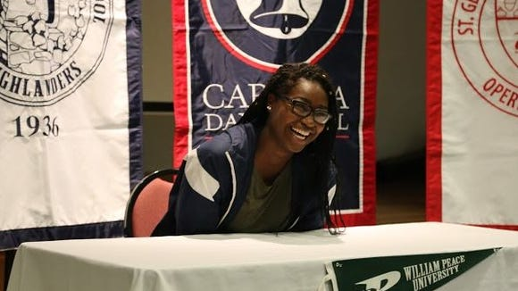 Carolina Day alum Mikayla Ray was named the latest
