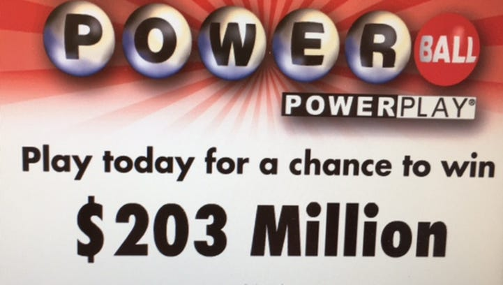Valentine's Day Powerball winning numbers