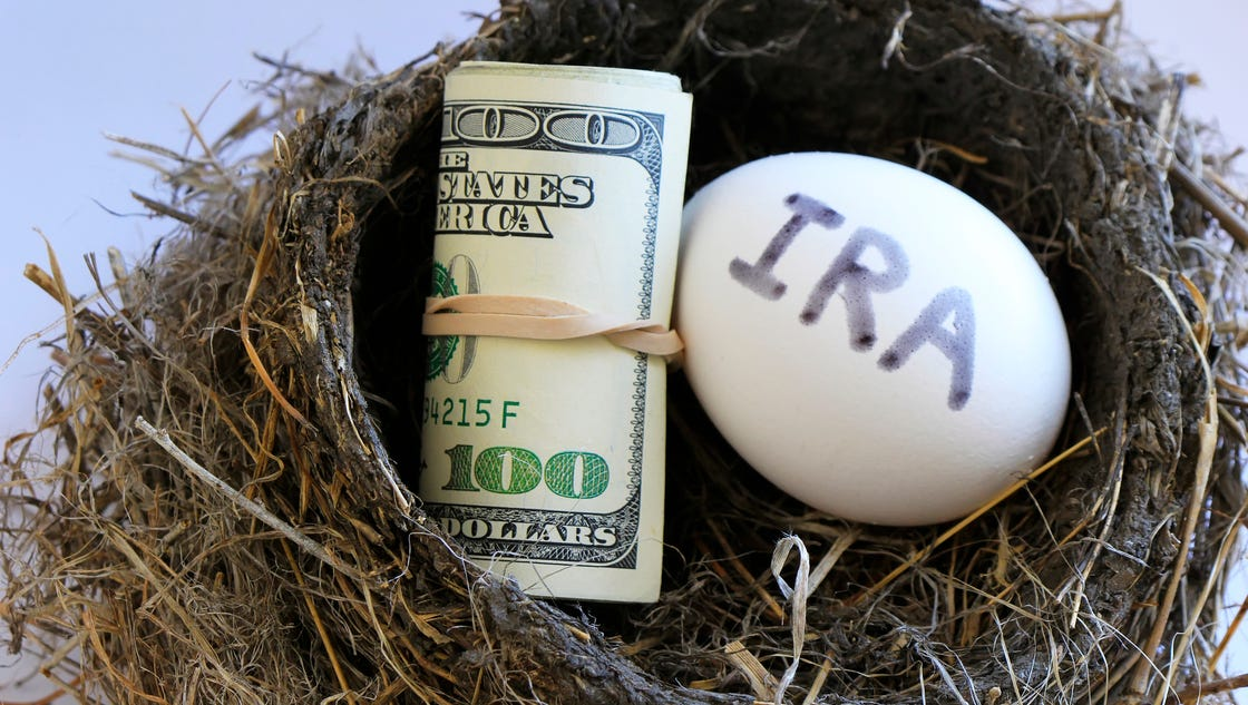 Ready or not an ira may be in your future
