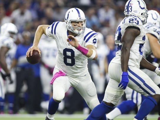 Former NFL quarterback Matt Hasselbeck will be in Cincinnati