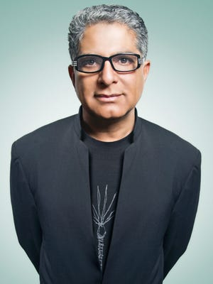 Integrative medicine pioneer and New York Times best-selling author Deepak Chopra will headline an RWJBarnabasHealth-sponsored community health event at Raritan Valley Community College on Feb. 7.