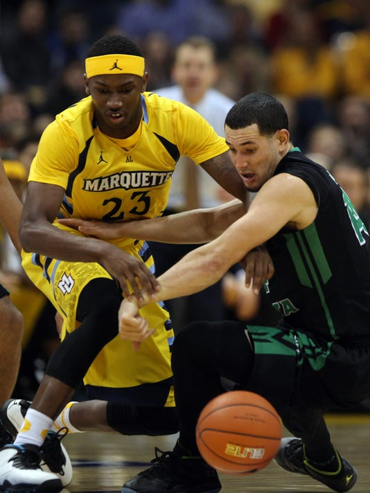 NCAA Basketball: North Dakota at Marquette