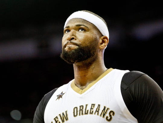 The Pelicans have struggled since trading for DeMarcus