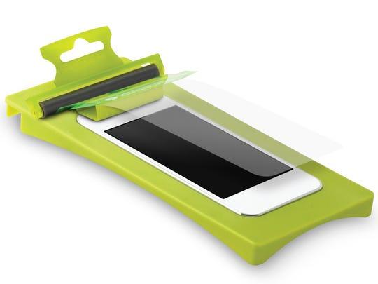 PureTek makes applying a screen protector easy.