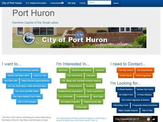 many municipal websites lack budget information