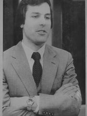 Photo from early 1980s of James Krauseneck