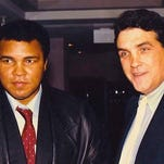 Muhammad Ali and Beau Williford