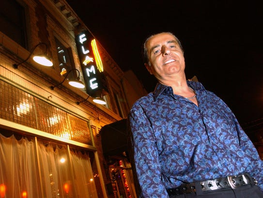 Billy Jalili is owner of Flame Steakhouse, Touch restaurant
