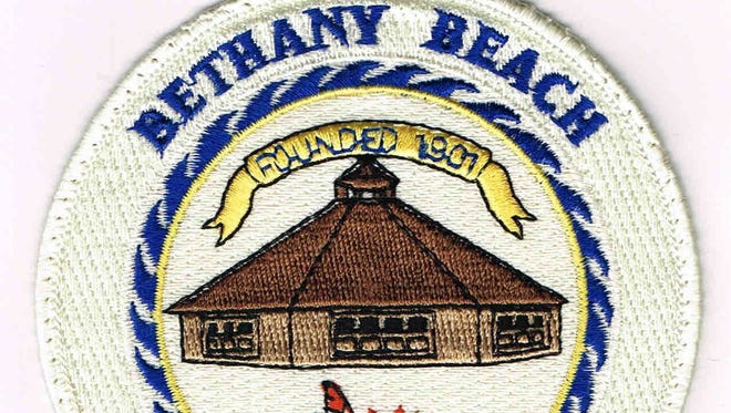 Bethany Beach Police Department logo