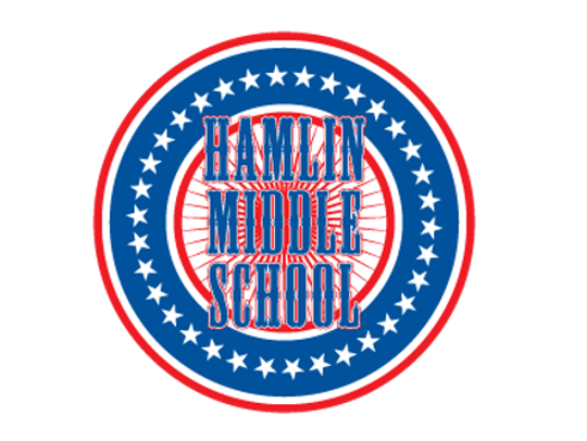 Hamlin MS interim logo