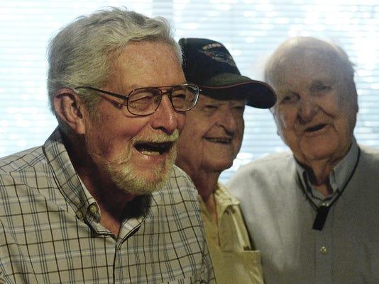 Three veterans 6