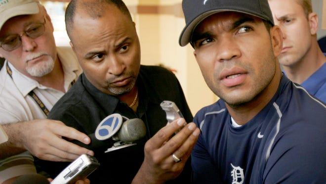 Drew Sharp interviews Detroit Tigers pitcher Ugueth Urbina.