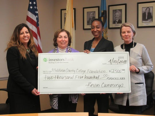 Investors Foundation continues its support of Middlesex