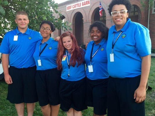 State Fair Choir 2015