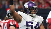 Brothers Eric Kendricks of the VIkings and Mychal Kendricks of the Eagles will be on opposite sides in the NFC Championship Game.