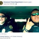"South Texas police lip sync Selena Quintanilla's ""Bidi Bidi Bom Bom"" in viral video"