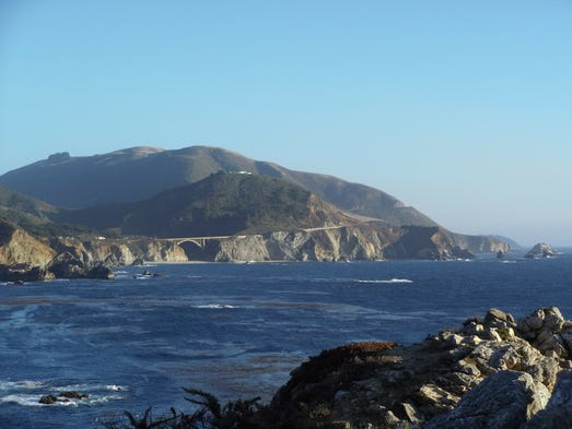 Highway 1: Must-Sees on California's Pacific Coast Road Trips