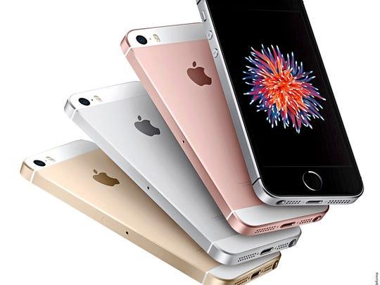 El nuevo iPhone SE mezcla el diseño de modelos anteriores con las mismas características técnicas del iPhone 6s, incluido el procesador.