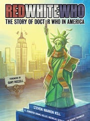 """""""Red White and Who: The Story of 'Doctor Who' in America"""""""