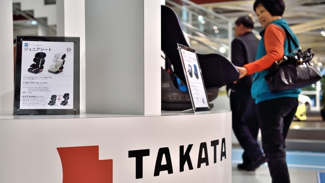 Honda said on November 13 that an exploding airbag in one of its cars killed a woman in Malaysia, bringing to five the number of deaths linked to a defect in parts made by embattled Japanese supplier Takata.