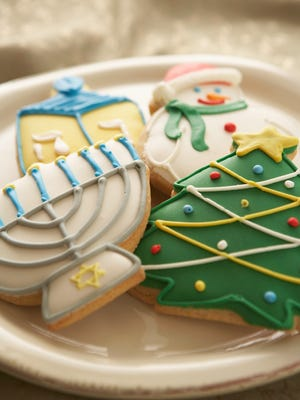 Our list of family-friendly events this weekend includes Christmas and Hanukkah celebrations.
