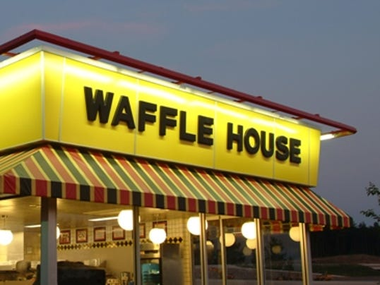 Waffle House Locations Usa House Plan - Density map of waffle house in us