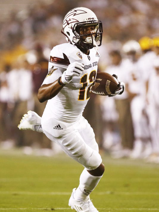 New Mexico vs ASU Football