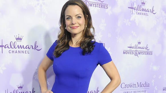 Kimberly Williams-Paisley arrives at the 2016 TCA Press