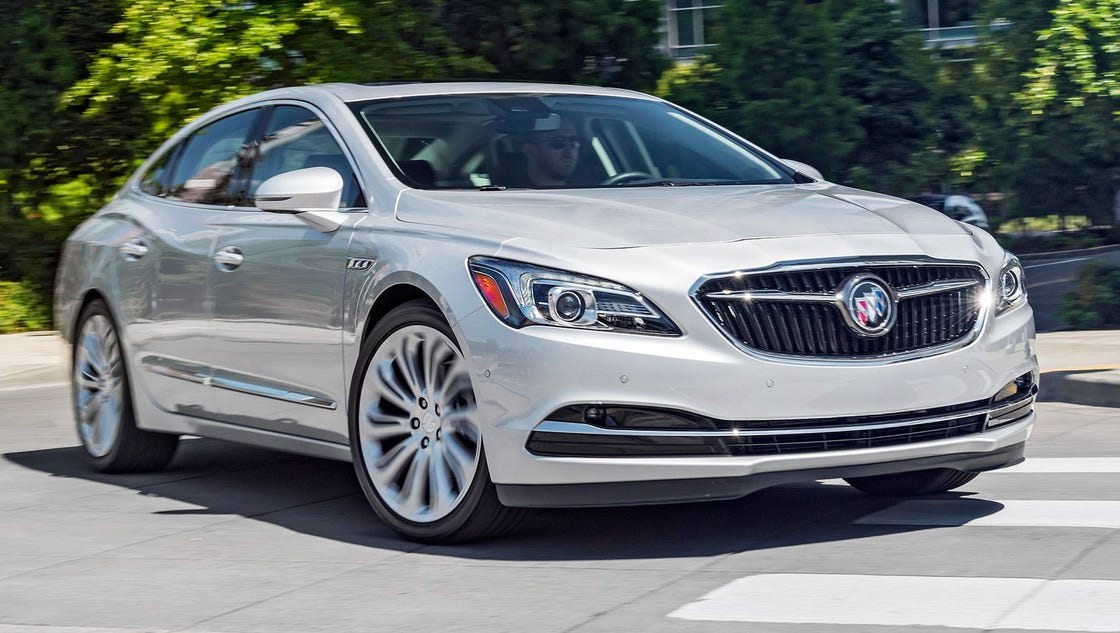 2017 buick lacrosse sedan is inspired design. Black Bedroom Furniture Sets. Home Design Ideas
