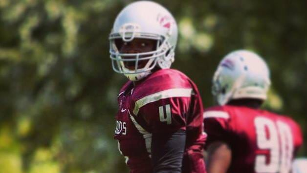 Koron Crump - a 6-4, 220-pound defensive end at Fort Scott Community College in Kansas - committed to ASU in November of 2015.