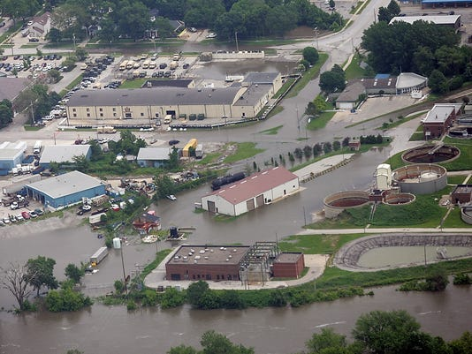 Johnson County Flooding
