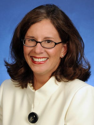 Marci Bowling, Development Director at Springfield Little Theatre