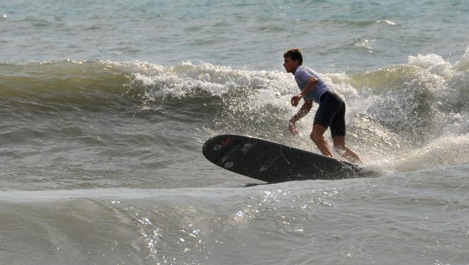 National Surf Day is on June 20.