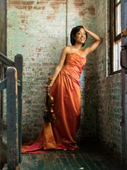 Gateways Music Festival Orchestra concertmaster and