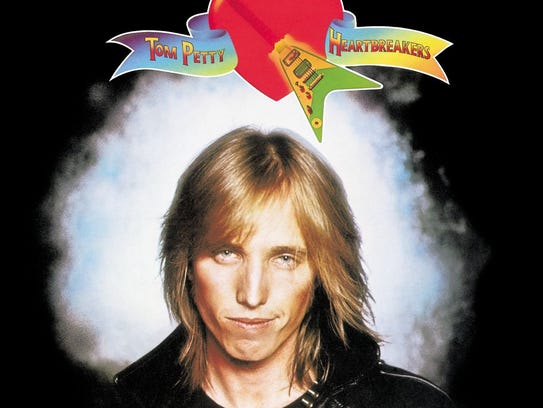 The cover to the self-titled debut album by Tom Petty