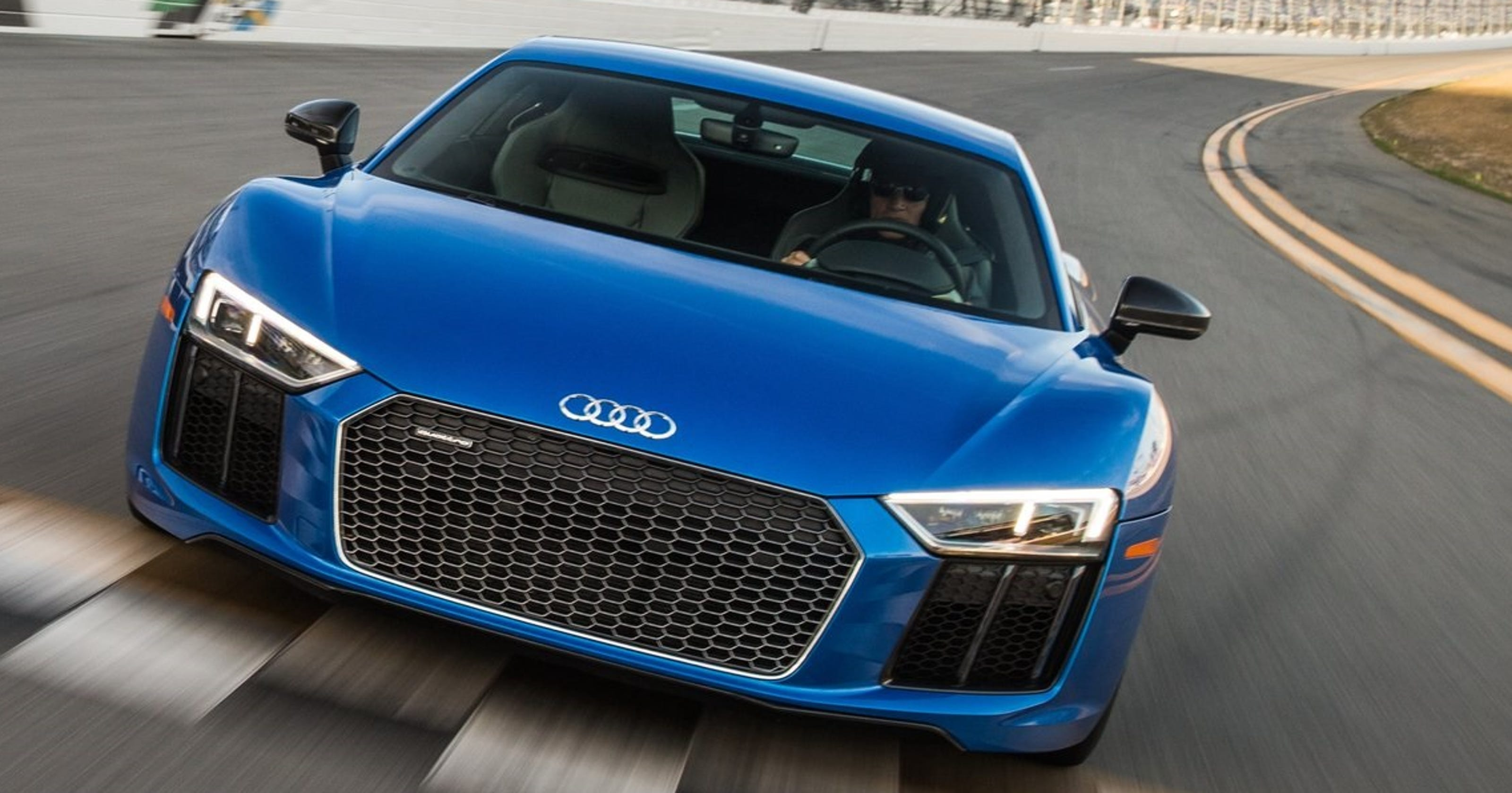 Review Audis New R V Plus Supercar Fit For Iron Man - Audi i8