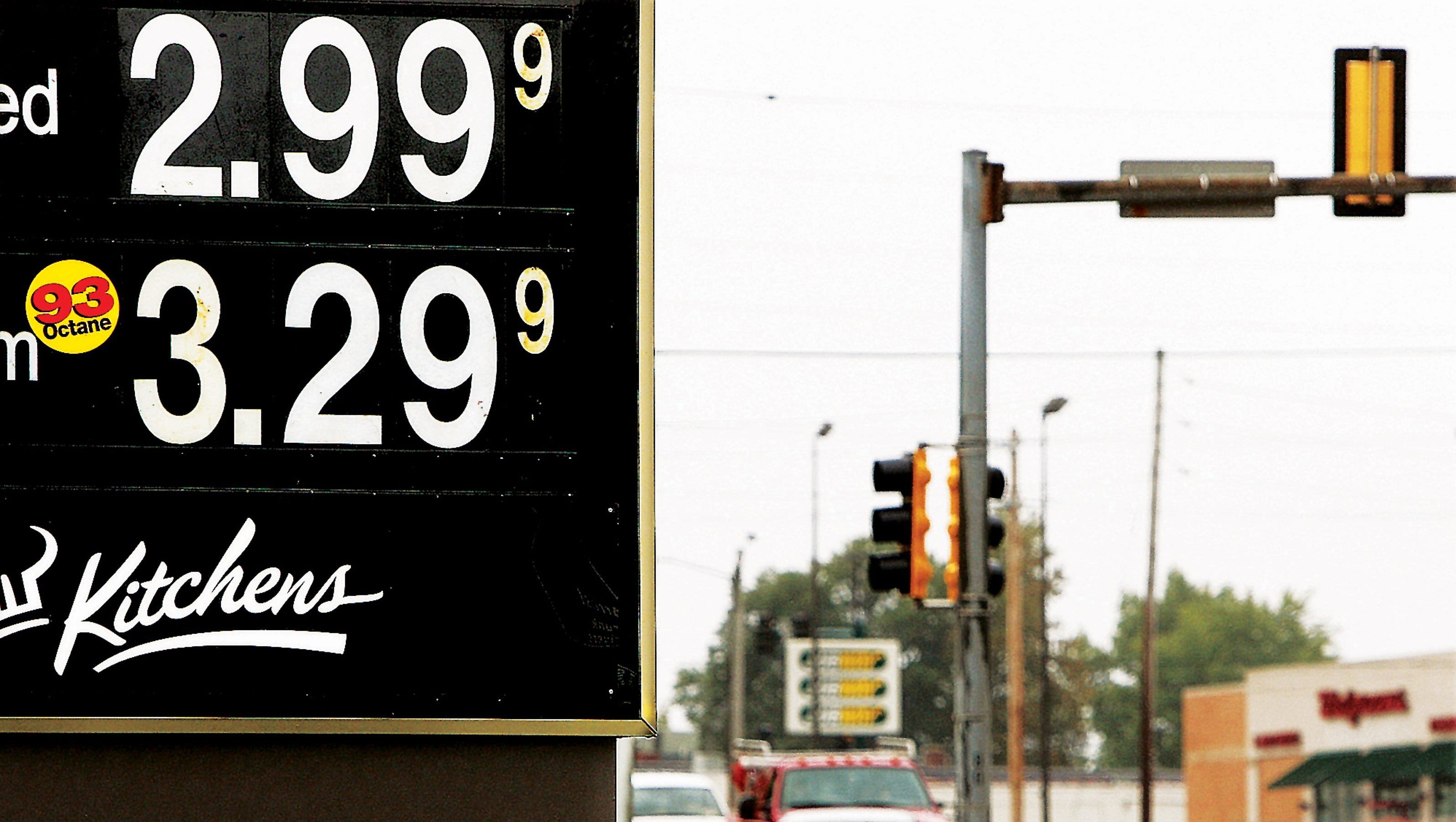 the drop of gas prices Boston — the slow but steady increase in state gas prices appears to have subsided, at least for nowafter jumping over 40 cents in the 10 weeks before.