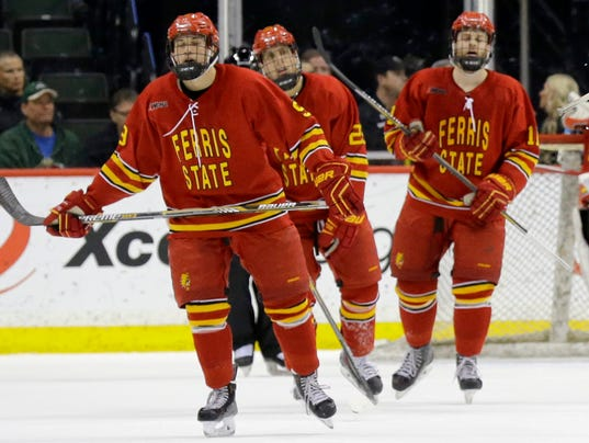 WCHA: Ferris State Wins Title, NCAA Tournament Next